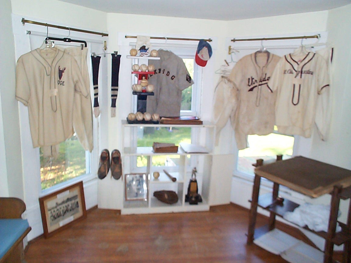 EHS - baseball display