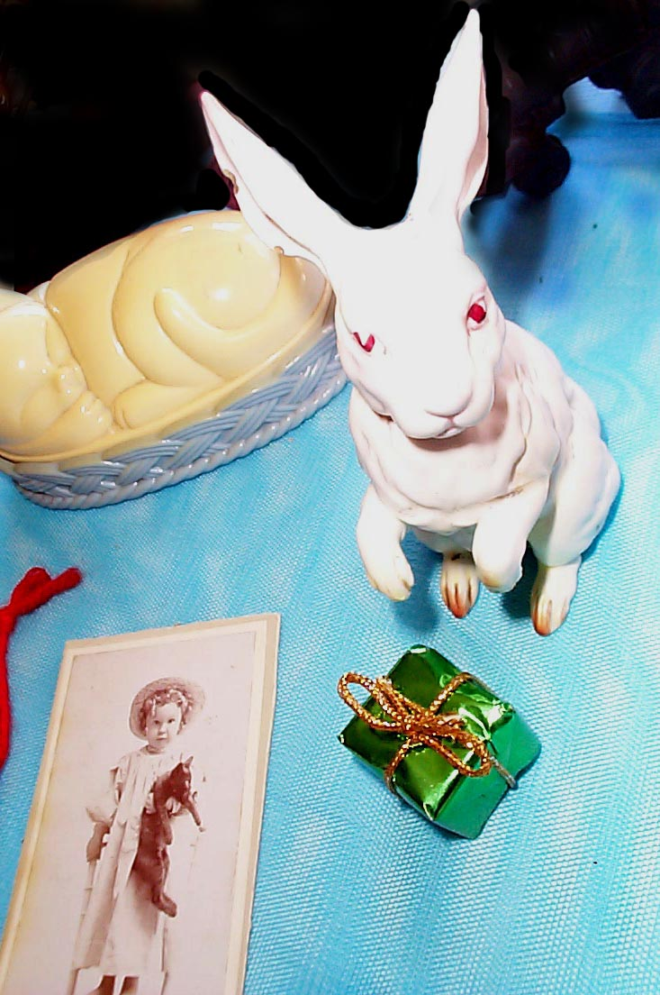 Christmas past hare