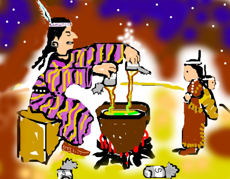 tribal soup